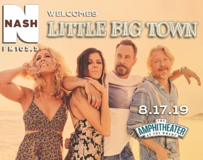 Little Big Town @ The Wharf
