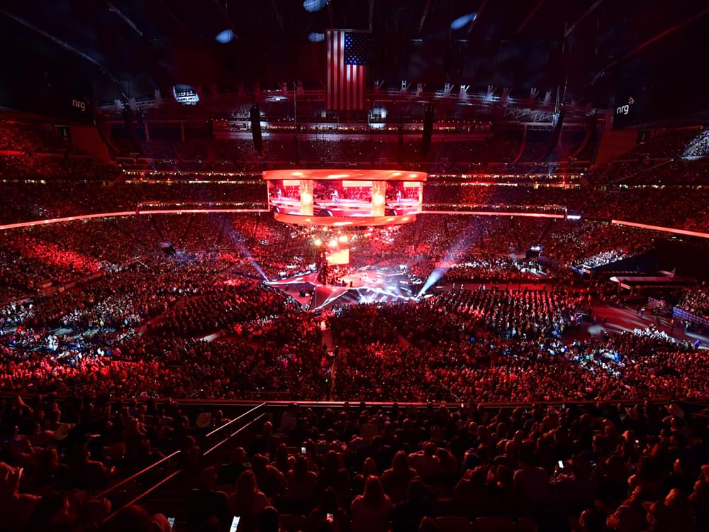George Strait Breaks George Strait's Attendance Record at Houston Rodeo