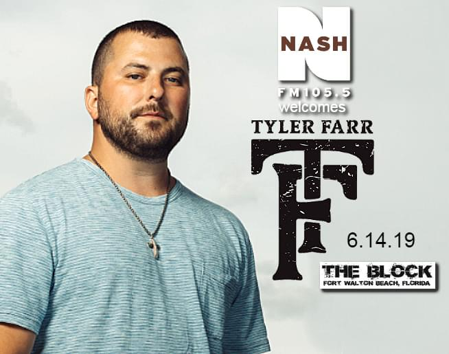 Tyler Farr @ The Block