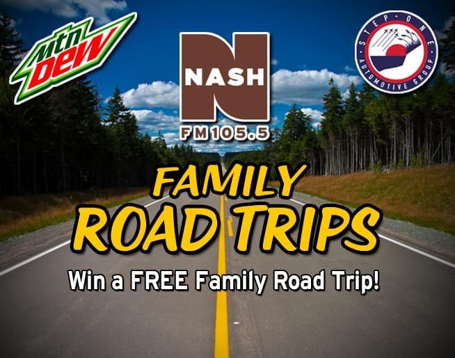 NASH Family Road Trips with Mountain Dew