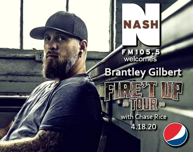 Brantley Gilbert @ The Wharf