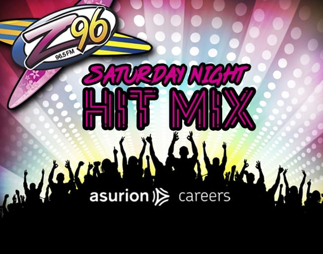 Z96 Saturday Night Hit Mix
