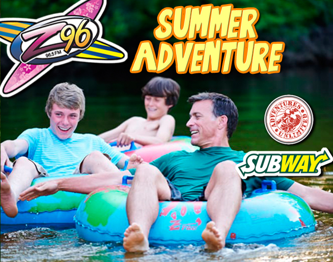 Summer Adventure with Z96