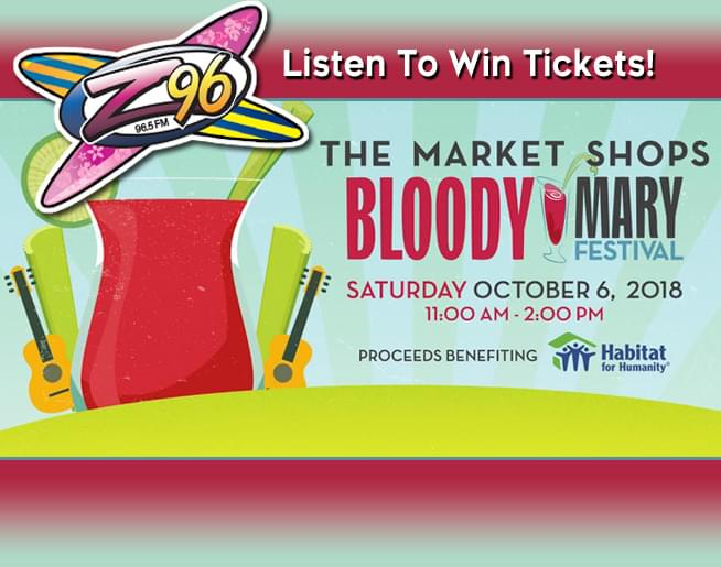 The Market Shops Bloody Mary Festival