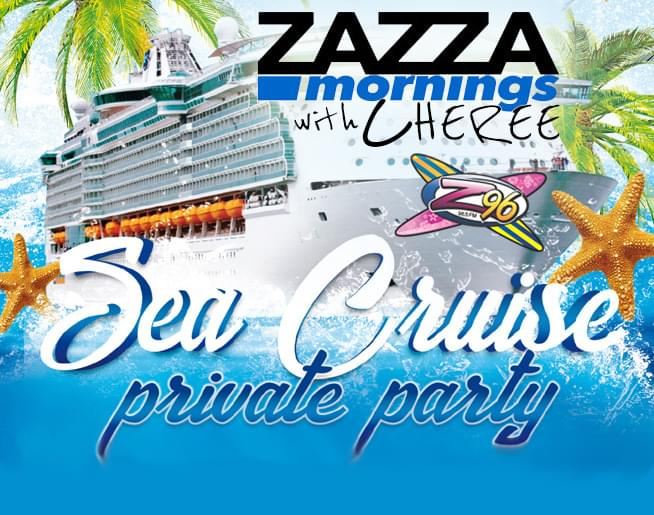 Win a Cruise from Zazza Mornings!
