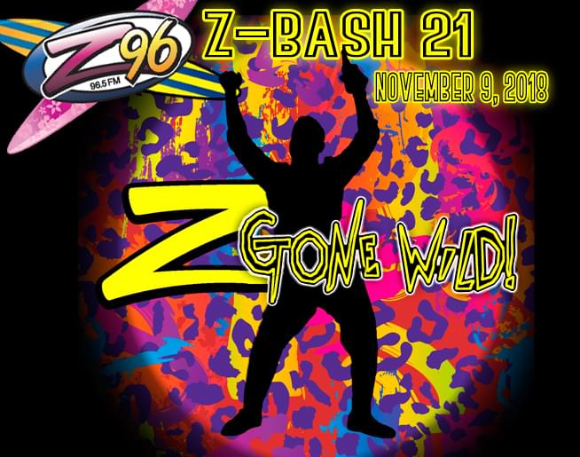 21st Annual Z96 Birthday Bash