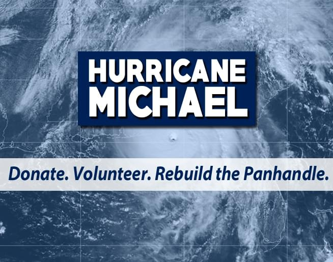 Hurricane Michael Relief and Recovery