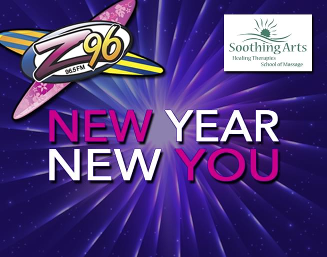 Z96 New Year, New You Giveaway