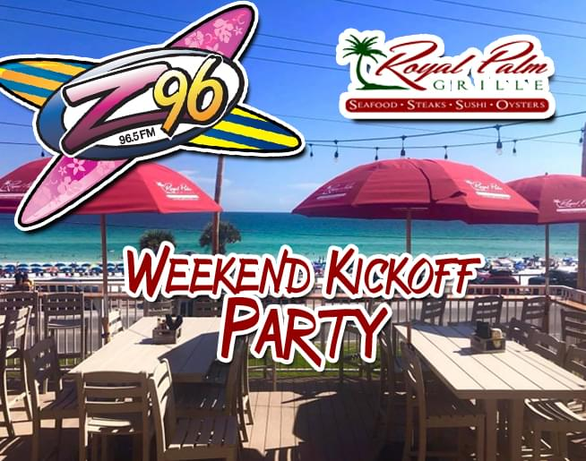 Z96 Weekend Kickoff Parties