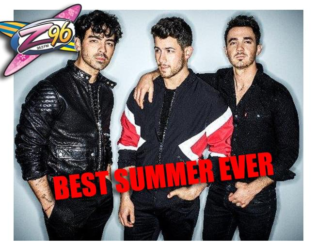 """Best Summer Ever"" with the Jonas Brothers"