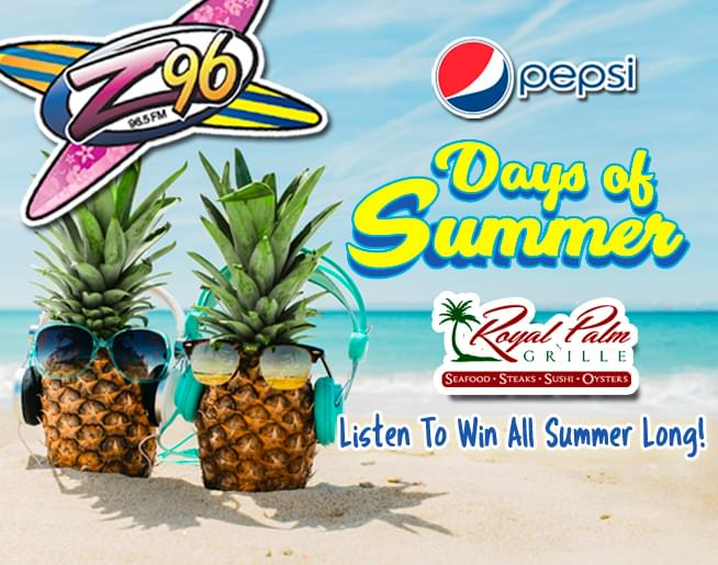 Pepsi Days of Summer – August