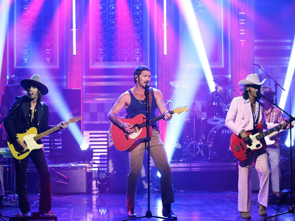 """Watch Midland Perform """"Mr. Lonely"""" on """"The Tonight Show"""""""