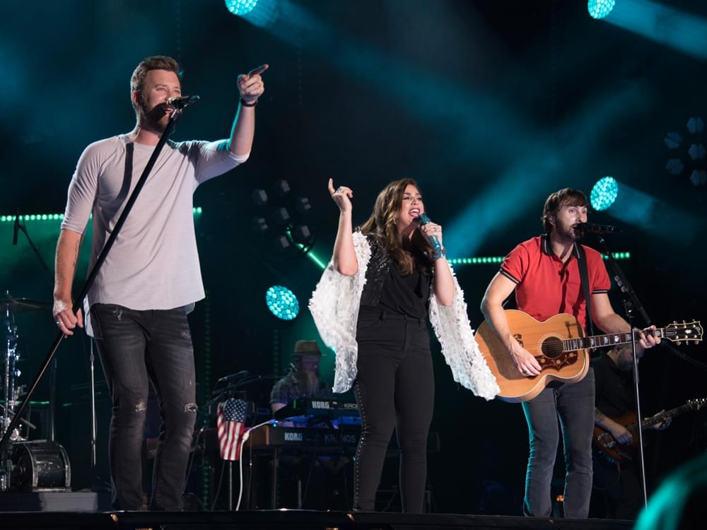 """Listen to Lady Antebellum's Reflective New Song, """"Pictures"""""""