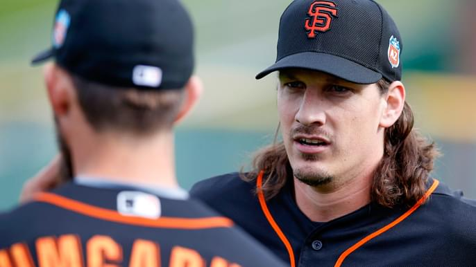 Mike Krukow explains how Jeff Samardzija is 'X factor' in potential Bumgarner deal