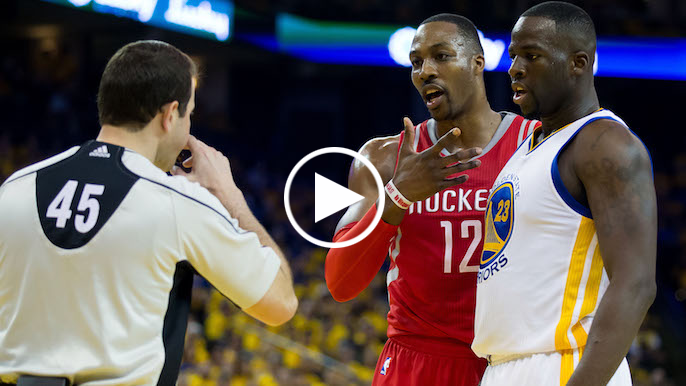 Fitz: NBA's playoff referees are best in business