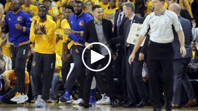 Fitz: Warriors able to rest Curry and move past Rockets