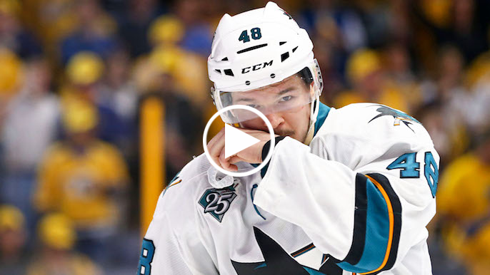 Scott: Warriors, Sharks prove heart in sports is underrated