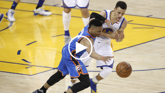 Woodson: Preview Warriors-Thunder WCF Game 3
