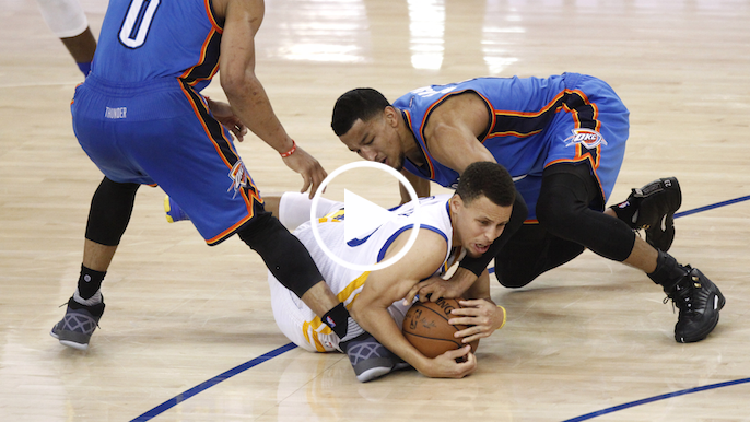 Fitz & Brooks: Inside the box score of Western Conference Finals Game 2