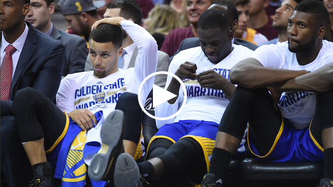 Brooks: Warriors' keys to victory in NBA Finals starts and ends with defense
