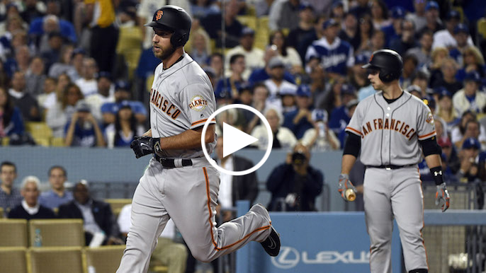 Woodson: Expect Giants to play it safe, keep Bumgarner out of HR Derby