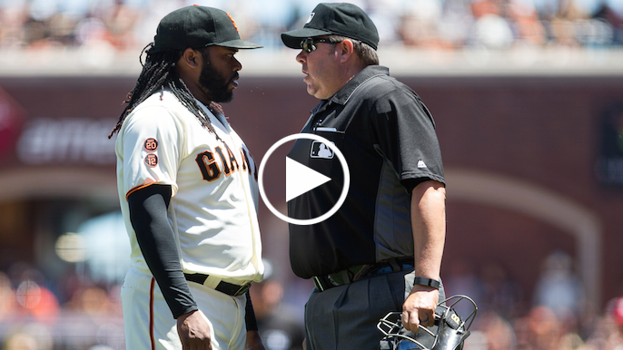 Radnich: Throwing at batters wrong way to get even for Giants