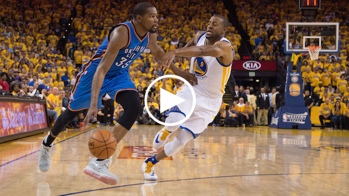 Murph & Mac: Coming to Warriors should be easy decision for Kevin Durant