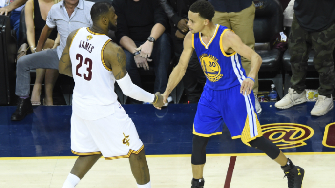 Radnich: Cavs better be prepared for inevitable bounce-back game from Curry