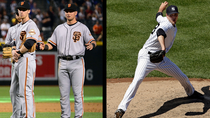 Will Giants give up major league talent to address bullpen issues?