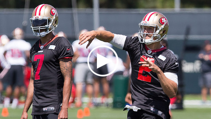 Fitz: 49ers preseason has meaning this year