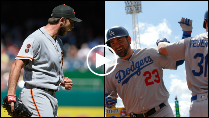 Krueger & Marty: Giants-Dodgers is only beginning of long MLB stretch run