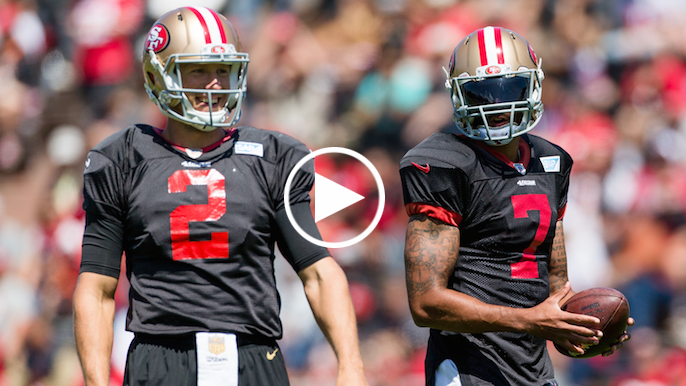 Lund: Kaepernick and Baalke don't need to be friends