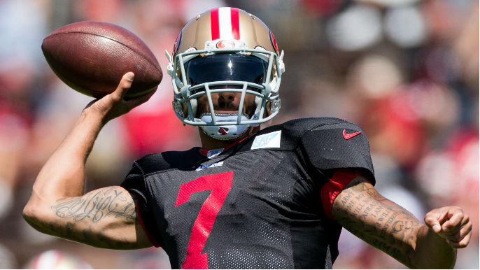 Murph: Kap's football flaws will likely prevent protest from sparking progress