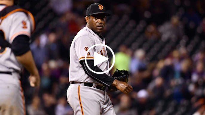 Tolbert: Casilla needs to be replaced for Giants to make MLB Playoffs