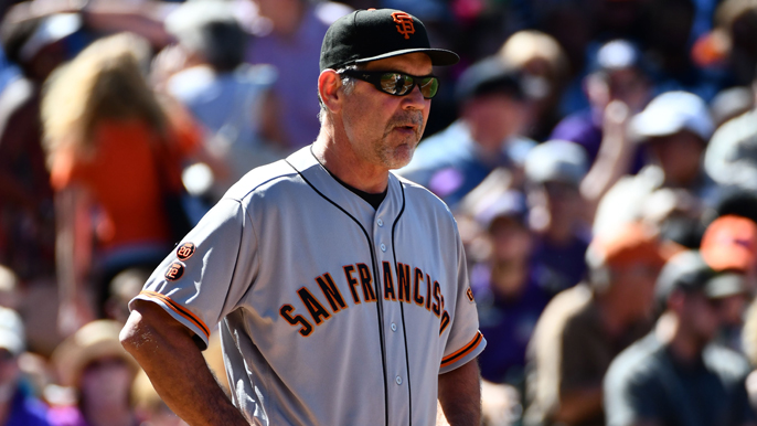 Radnich: With limited options, Bochy should turn to Nathan in the 9th