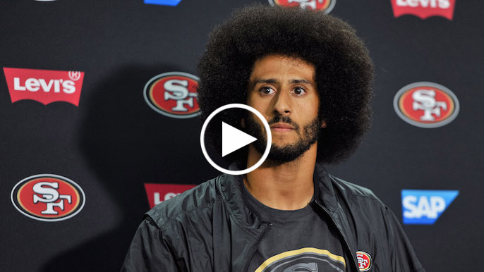 Ortiz: When Kaepernick picked a side he made fans do the same