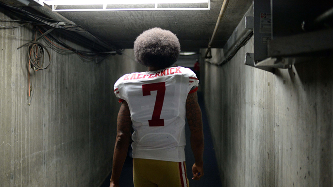 Radnich: Kaepernick showcases progress as a football player and activist