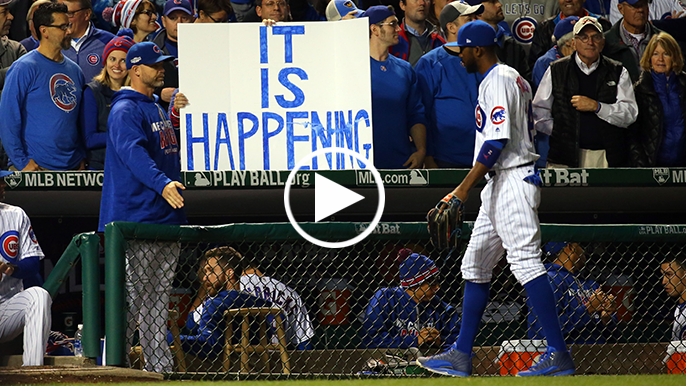 Radnich: Cubs fans can correct a wrong with Steve Bartman