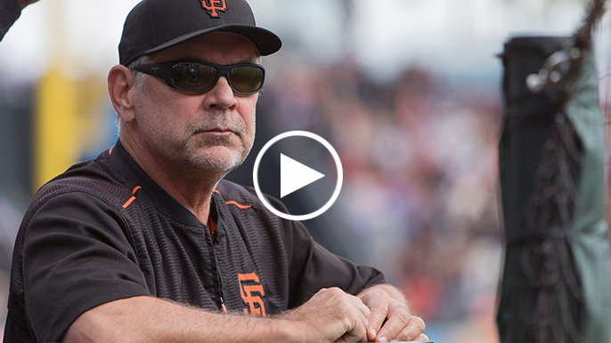 Fitzgerald: Giants' demise anything but Bochy's fault