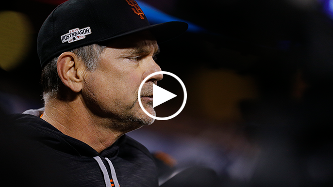 Frandsen: Giants reacted to loss vs. Cubs like world champs should