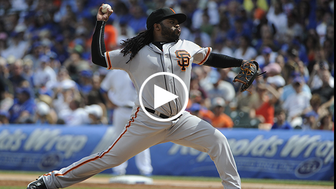 Expect Giants pitchers to have success against loaded Cubs' lineup