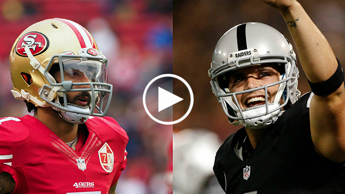 Radnich: 49ers fans need to stop complaining and start watching the Raiders