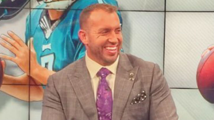 Heath Evans: Kelly doesn't belong at the NFL level