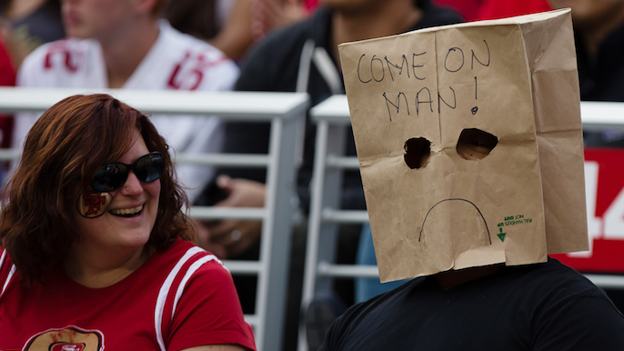 Radnich: To 49ers fans buying seats 'you got ripped off'