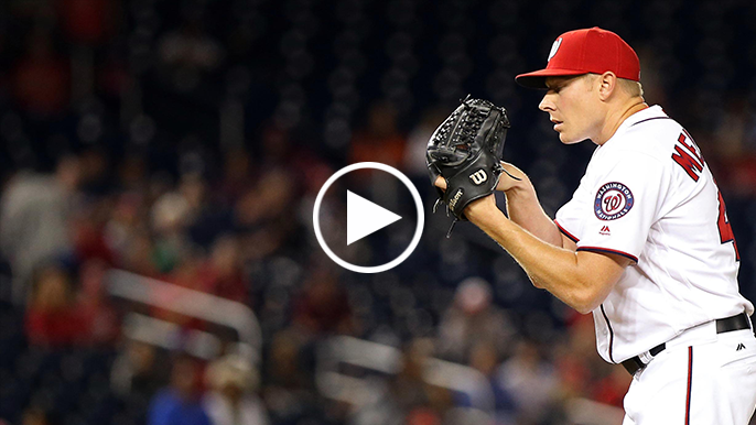 Larry Krueger explains what makes Mark Melancon 'an automatic in the 9th'