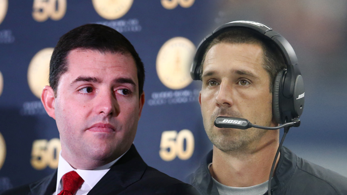 Why the 49ers should want Kyle Shanahan to win the Super Bowl