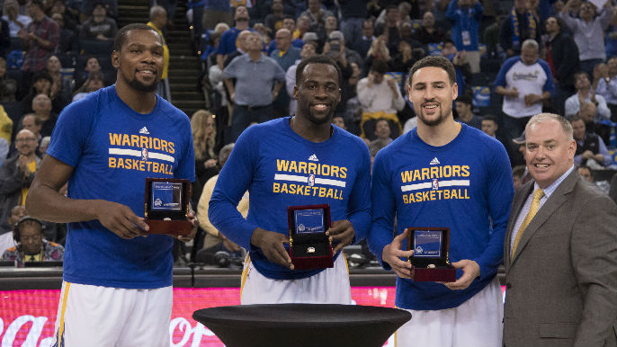All-Star ballots show players lack some respect for Warriors