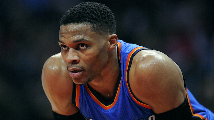Westbrook responds to Pachulia collision: 'I'm gonna get his ass back'