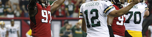 NFL: Packers @ Falcons 9:40 a.m. KNBR 680 & 1050