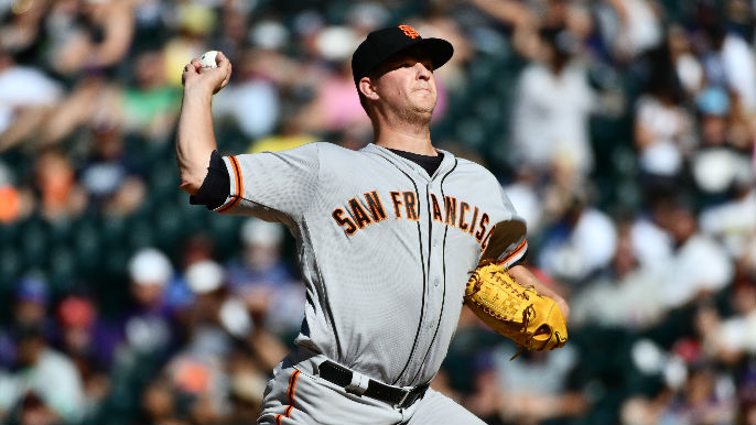Bobby Evans: If Cain is Cain, he's Giants' obvious 5th starter